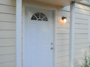 1185 Arlington new door