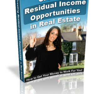 Creating Residual Income eBook