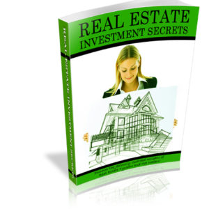 Real Estate Investment Secrets eBook