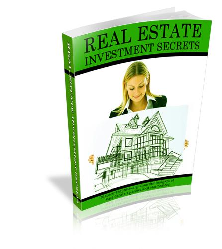 Real Estate Investment Secrets eBook